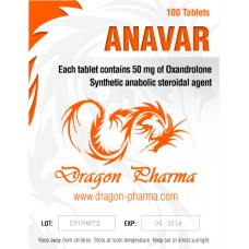Buy Anavar 50 online in USA